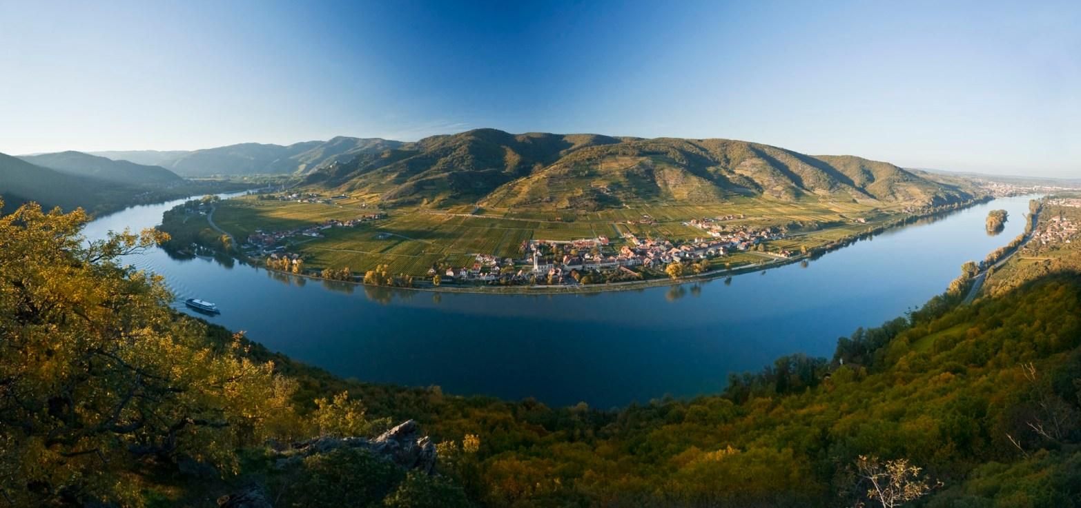 Donau bei Unterloiben(c)Liebert