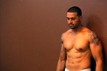 apollo nida shirtless body nude