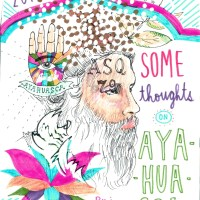 Some thoughts on ayahuasca