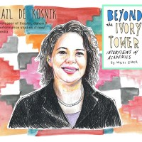 Beyond the Ivory Tower: Interviews with Academics #2 with Abigail (Gail) De Kosnik