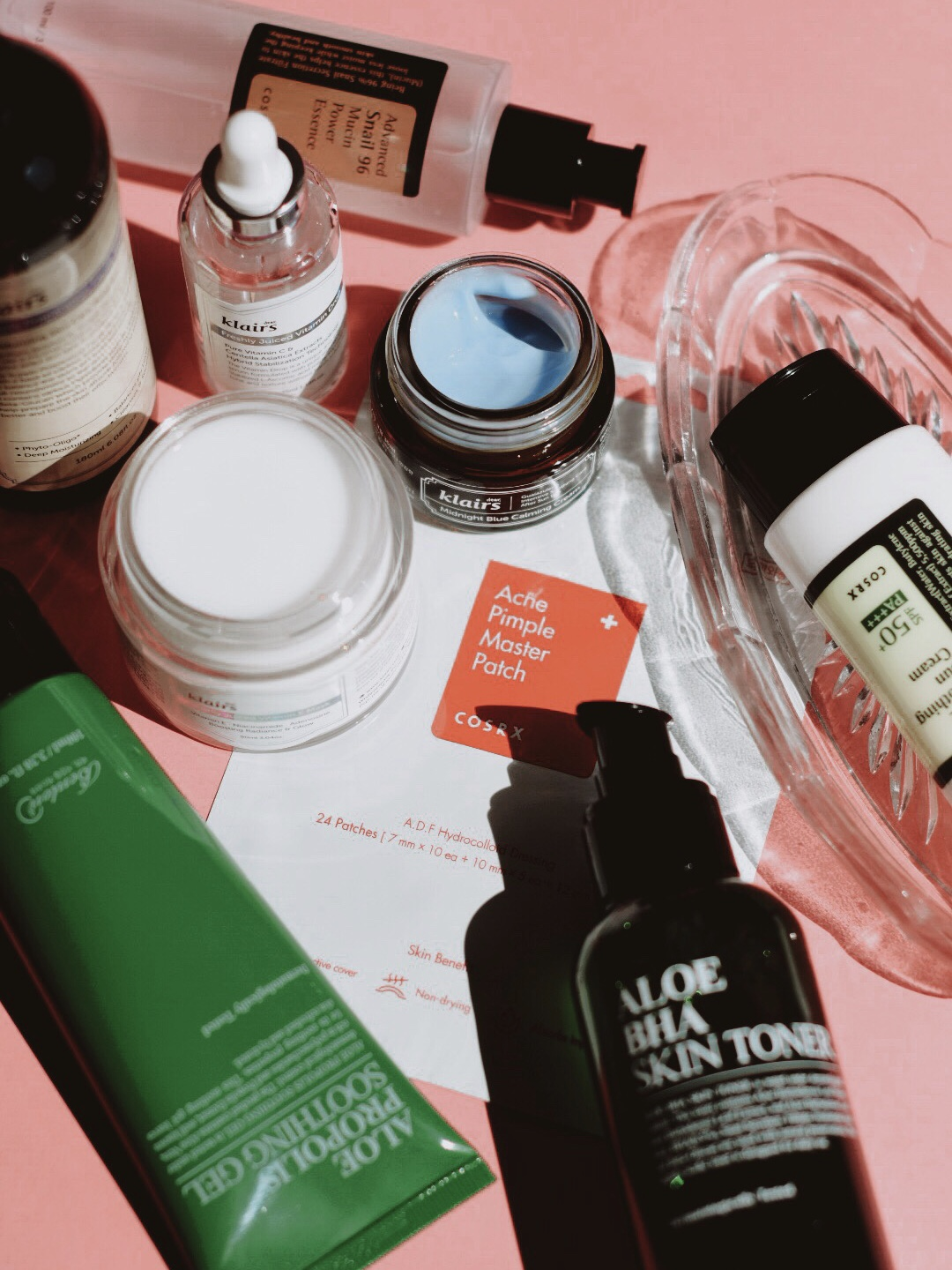 TESTED: K-Beauty feat. dear Klairs, Benton, Cosrx