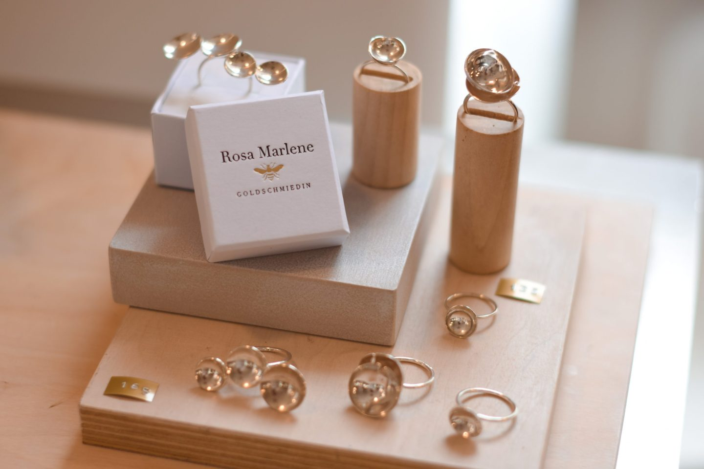Meet the 29-Year-Old Who Is The Youngest Independent Goldsmith in Austria: Rosa Marlene