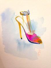 Sgay_Artist shoe