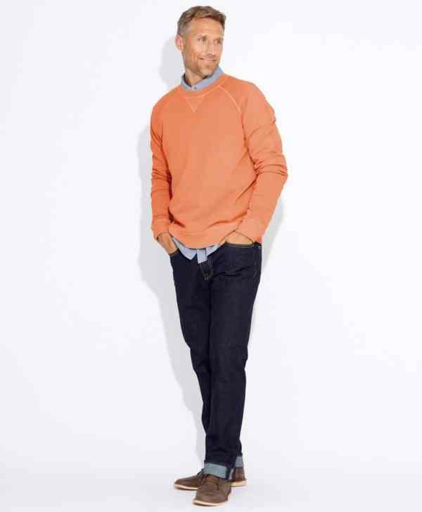 Men's Cinnamon Essential Sweatshirt S