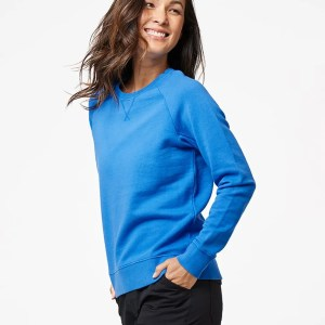 Women's Cobalt Essential Sweatshirt M