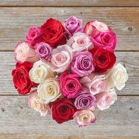 Bouqs.com Valentines Flowers on Hey Social Good