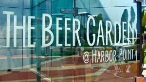 Welcome to the Beer Garden!