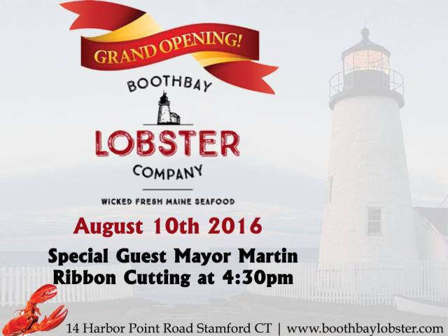 Boothbay Grand Opening