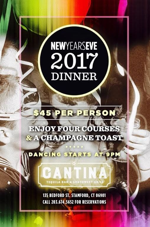 Cantina NYE 2016