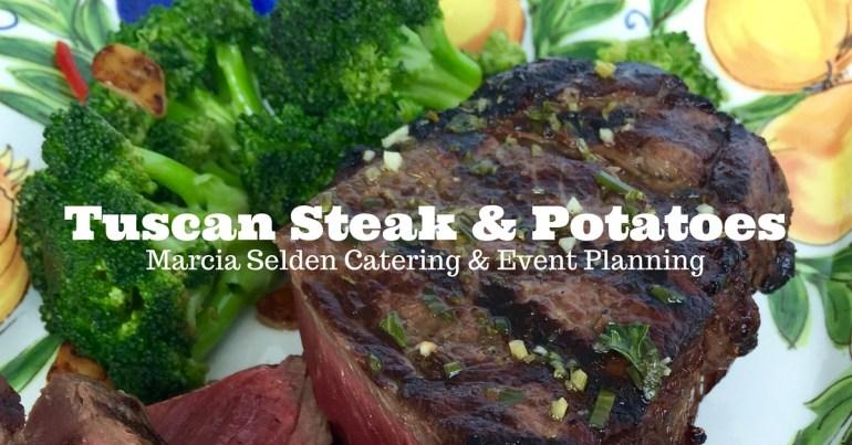 Tuscan Steak & Potatoes (1)