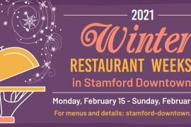 It's Here! Winter Restaurant Week in Stamford Downtown