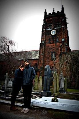St. Peter's Church Liverpool, England
