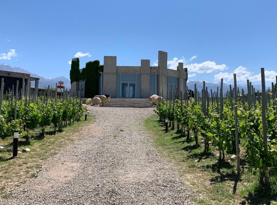 Bodega Super Uco in the Uco Valley, Argentina