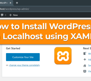 How to Install WordPress on Localhost with XAMPP