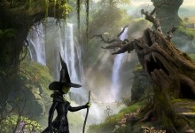 Oz: The Great and Powerful Artwork