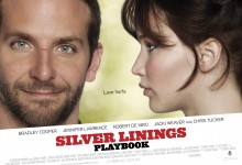 Silver Linings Playbook UK Quad Poster