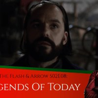 The Flash S02E08 - Legends of Today | Review