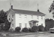 History Mystery Photo #13 This house belonged to Leland Schooley and is now owned by his grandson. What we don't know is the history of this home. Anyone with the history of when it was built and by whom would be greatly appreciated!