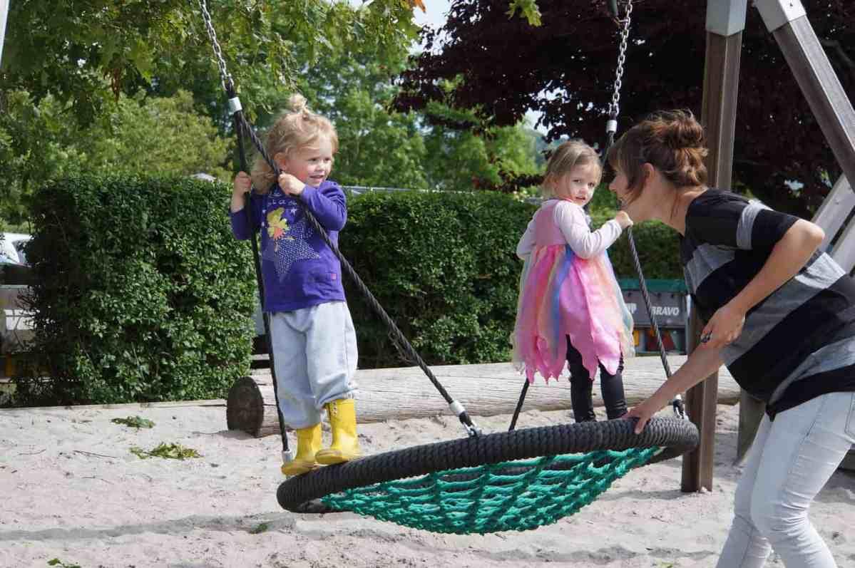 Børn i Bakkevang