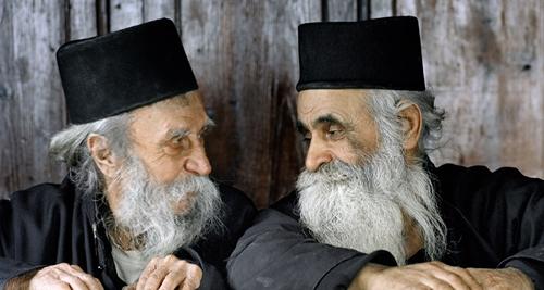 """Athos, I Colori della Fede"""": Mostra fotografica di Stratos Kalafatis, Santuario di San Giovanni di Andorno, dal 16 Giugno al 29 Luglio 2018."""