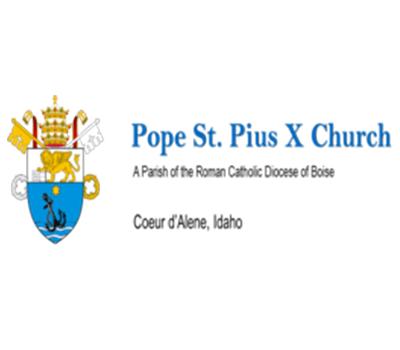 Pope St. Pius
