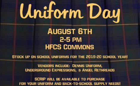 Uniform Day