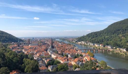 ドイツの風景(留学)