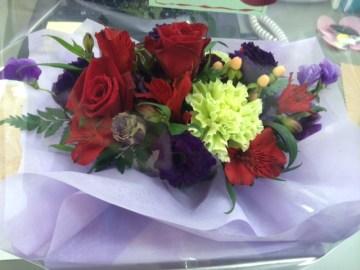 祝いのお花