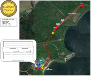 FIT Family Series: Caesar Creek State Park Run Course