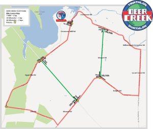 FIT Series - Deer Creek bike course