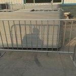 Bike rack barricade