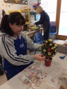 craft workshop at Hastings Furniture Service