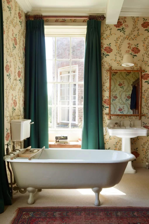 Country Bathroom Ideas House Garden