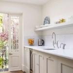 Glamorous Galley Kitchens Small Kitchens Design Ideas House Garden