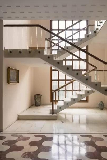 Villa Borsani Milan Osvaldo Borsani Modernist Italian Masterpiece House Amp Garden