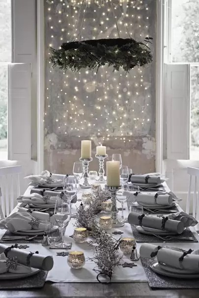 Christmas Shopping The White Company HOUSE Events
