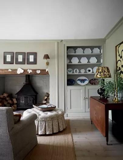 Elegant Fireplace Ideas House Garden