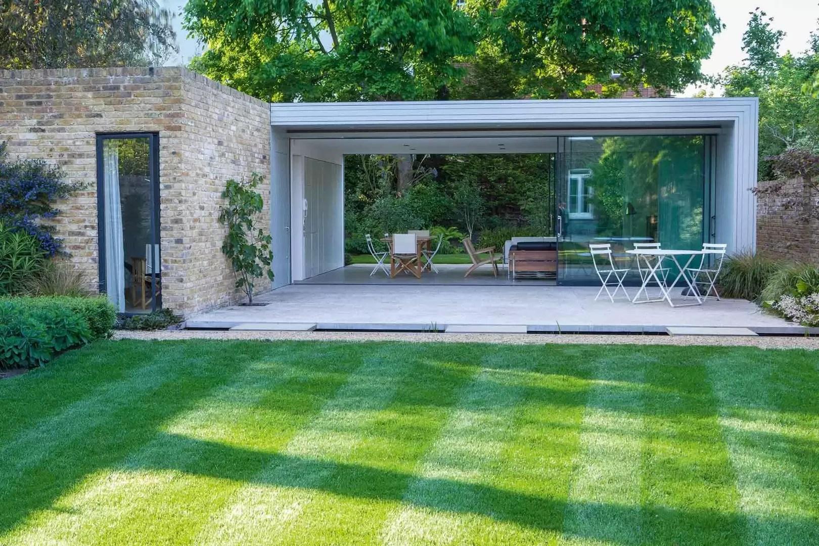 Patio And Decking Ideas For Gardens House Garden