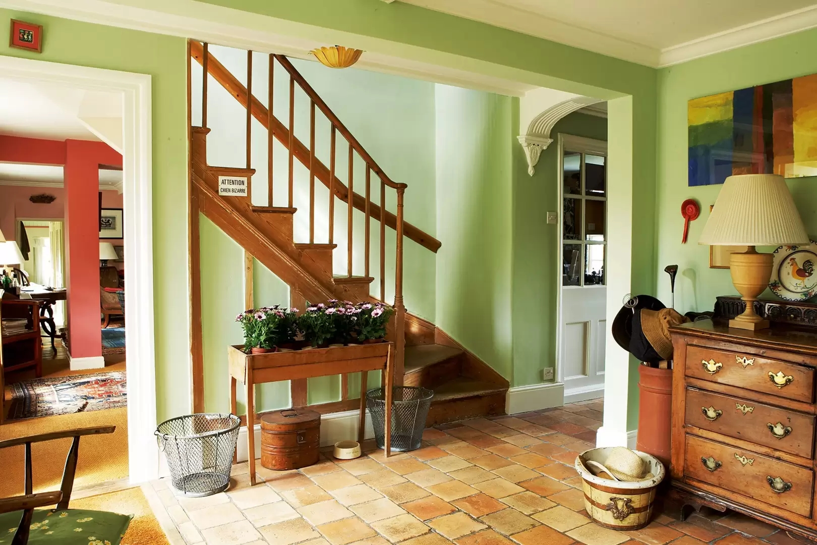 Hallway Colour Ideas Hallway Paint Colour Schemes House Garden   Stair Wall Colour Design   Wood Wall   Before And After   Room Wall   Hall Colour Combination   Family