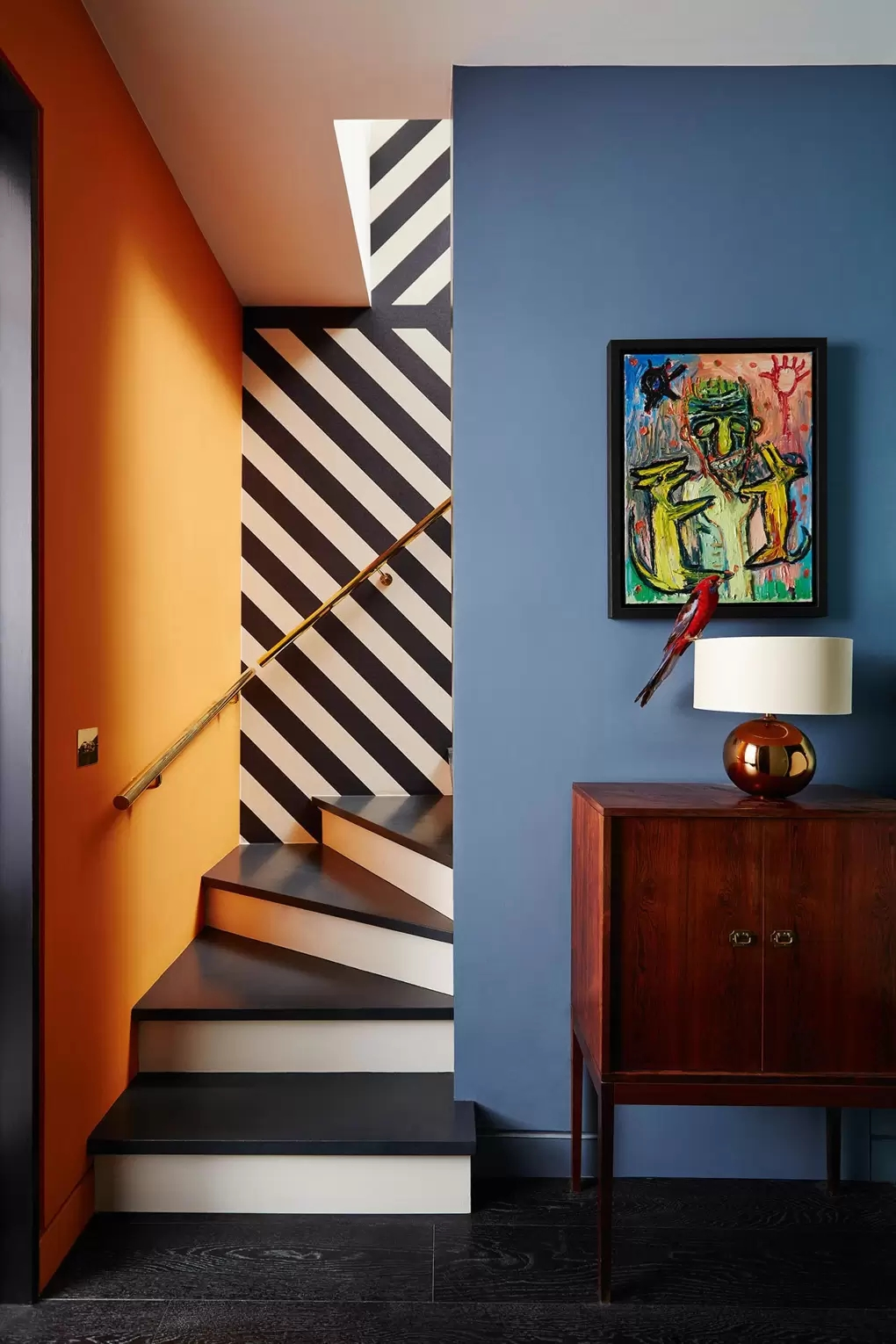 Staircase Ideas House Garden   Stair Wall Colour Design   Wood Wall   Before And After   Room Wall   Hall Colour Combination   Family