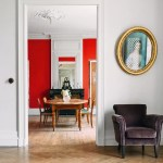 Red Paint Ideas Red Colour Rooms House Garden