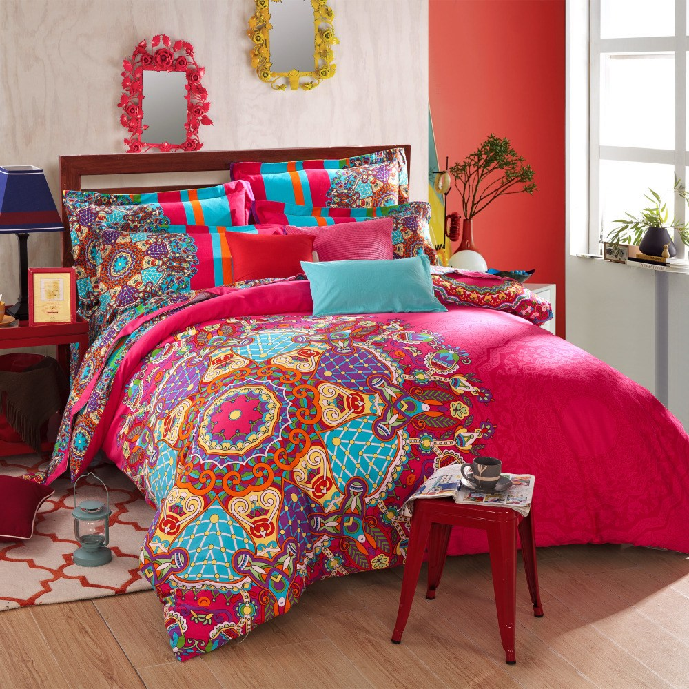 100 Cotton Comforter Sets Full