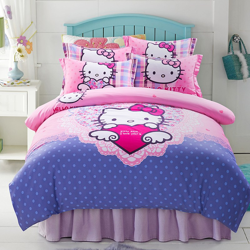 100 Cotton King Comforter Set