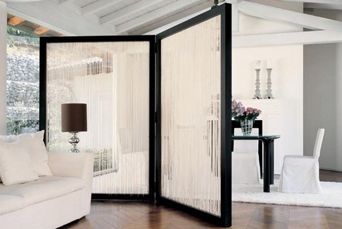 2 Panel Room Divider Screens