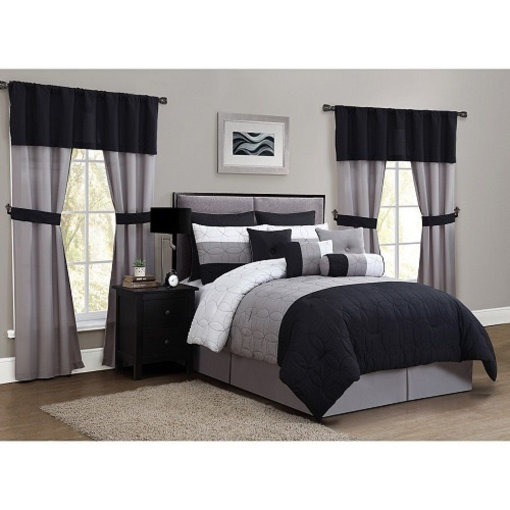 20 Piece Comforter Set King