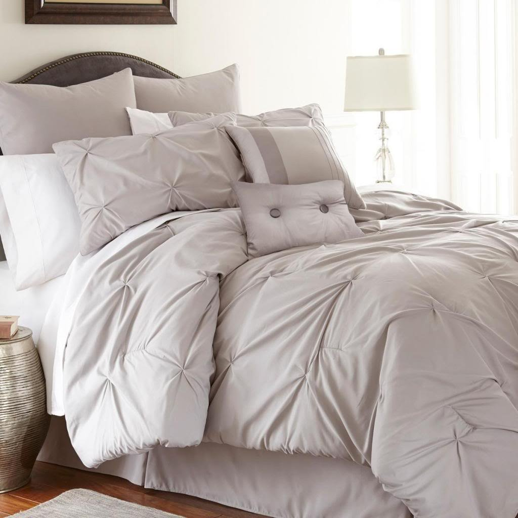24 Piece Comforter Set King