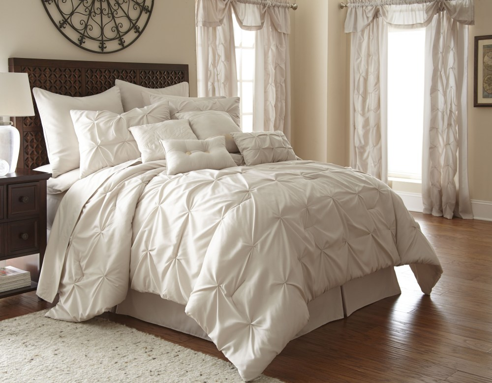 24 Piece Comforter Set Queen