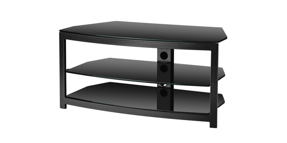 3 Shelf Tv Stand Glass