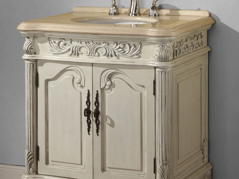 30 Inch Bathroom Vanity Cabinet Lowes