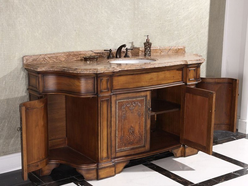 34 Bathroom Vanity Cabinet